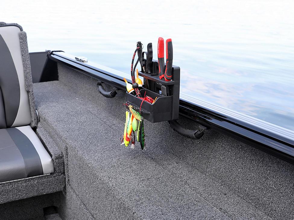 Impact XS SportTrak Qwik Attach Tool and Lure Holder