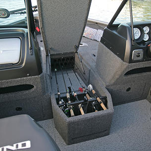 Impact-Bow-Deck-Center-Rod-Locker-Storage-Compartment-Open
