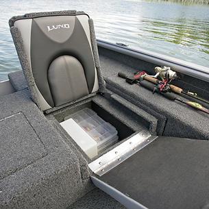 Impact XS Under Jump Seat Storage