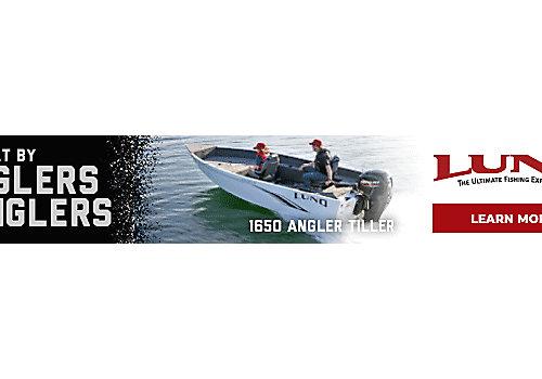 Lund Angler Digital Ads 320x50