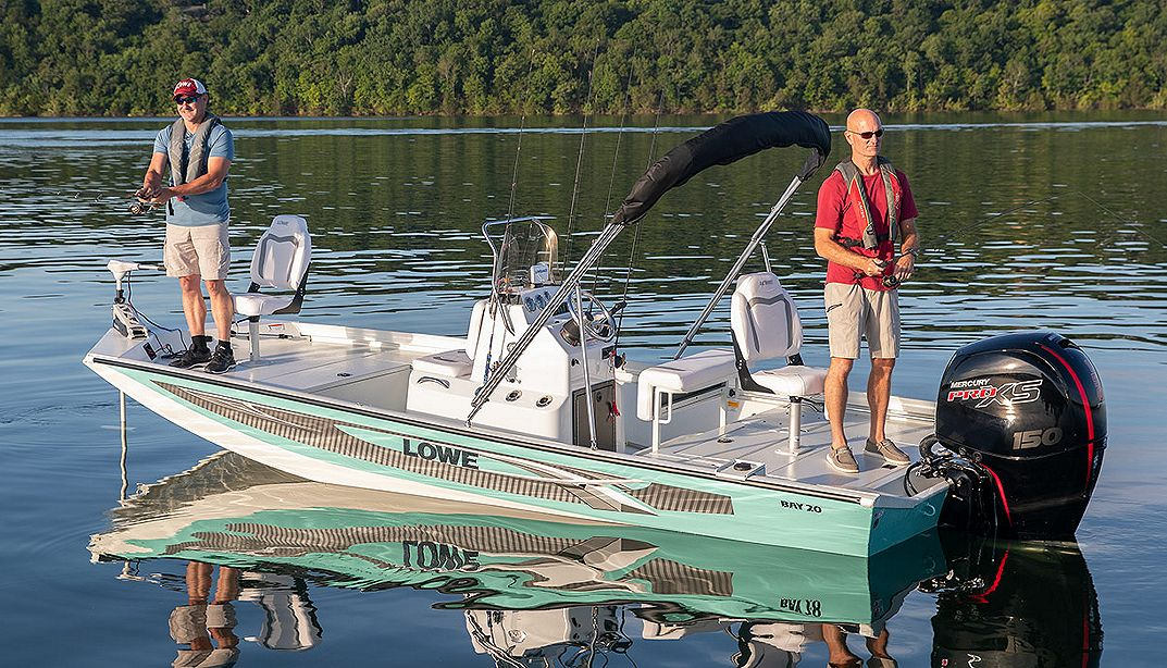 Lowe Boats Bay20 Photo Gallery Image  10