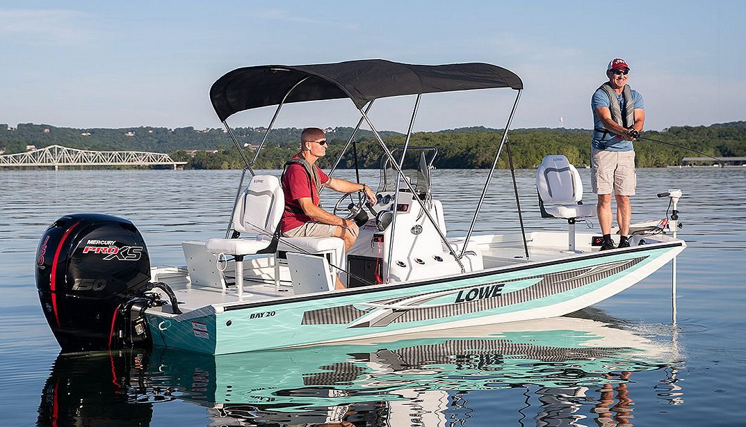 Lowe Boats Bay20 Photo Gallery Image  4