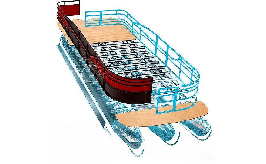 Pontoon Construction Image