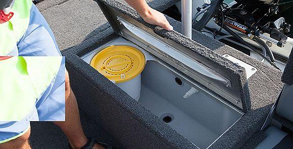 Lowe Boats Deep VFish Ski Feature Image  2