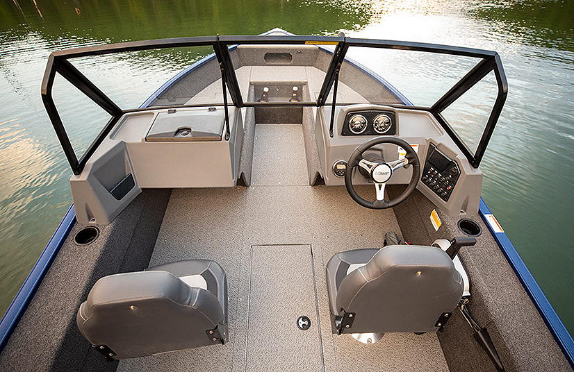 Lowe Boats FS1625 Feature Image  7