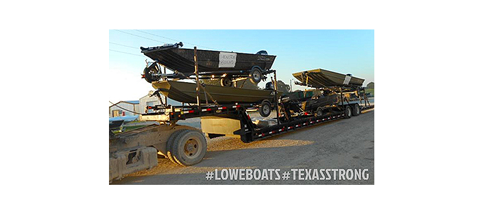 Lowe Lifestyle OZARK BUSINESSES SEND BOATS TO TEXAS RELIEF EFFORT 10 06 21