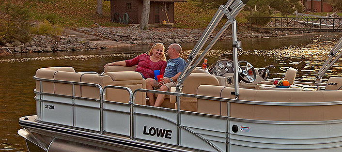 Lowe Pontoons LOWE PARTY GUIDE ROMANTIC DINNER FOR TWO