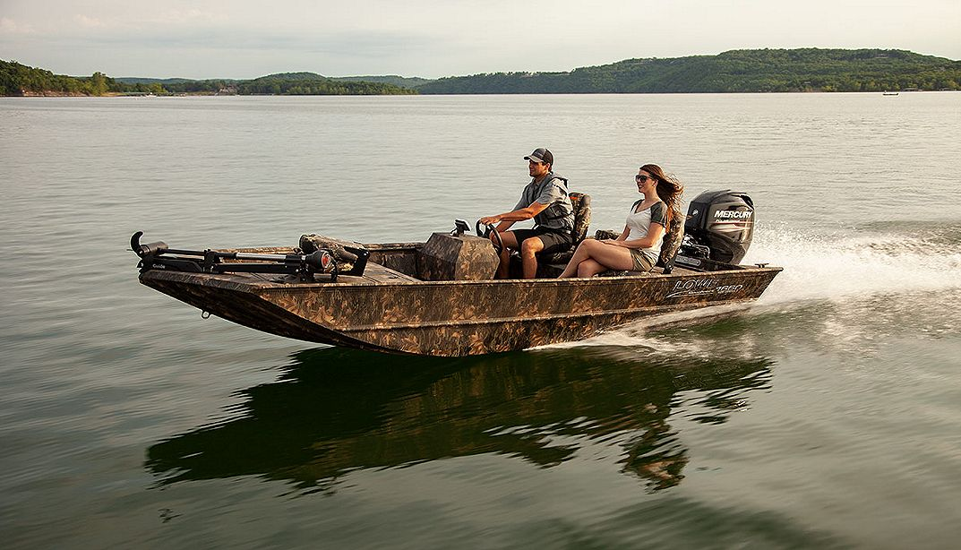 Lowe Boats RX16SC Photo Gallery Image  5