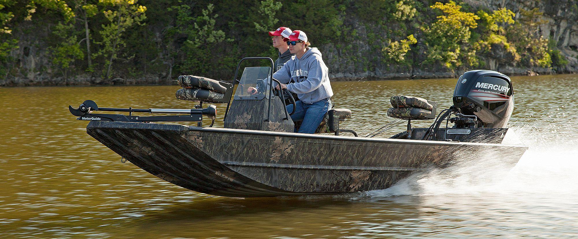 Lowe Boats RX17PT Hero Image