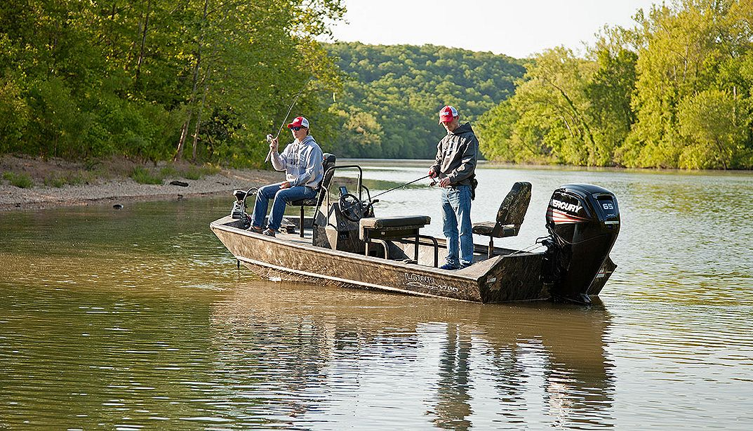 Lowe Boats RX17PT Photo Gallery Image  2