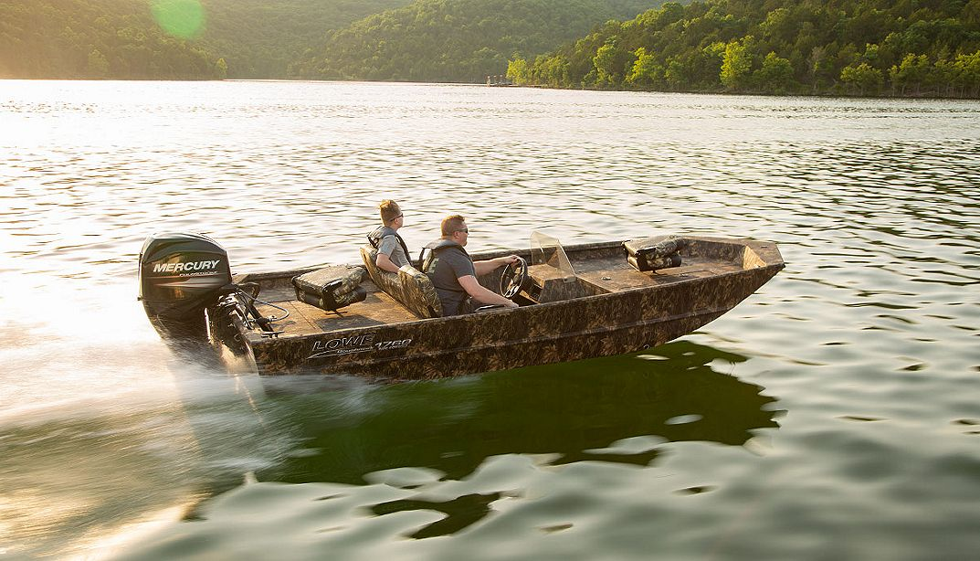 Lowe Boats RX17SC Photo Gallery Image  3