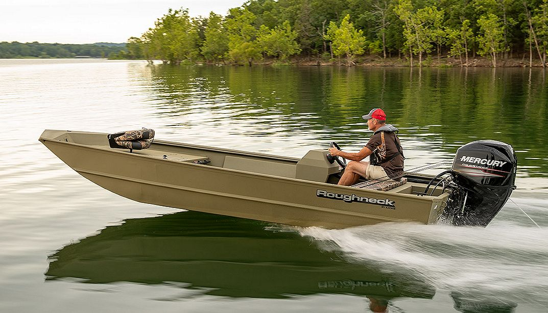 Lowe Boats RX186A Photo Gallery Image  8