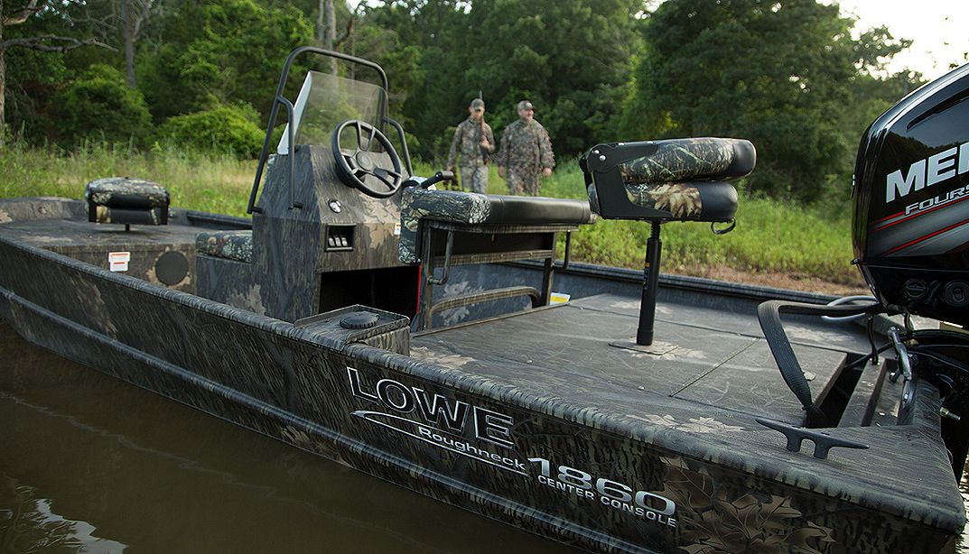 Lowe Boats RX18CC  Photo Gallery Image  1
