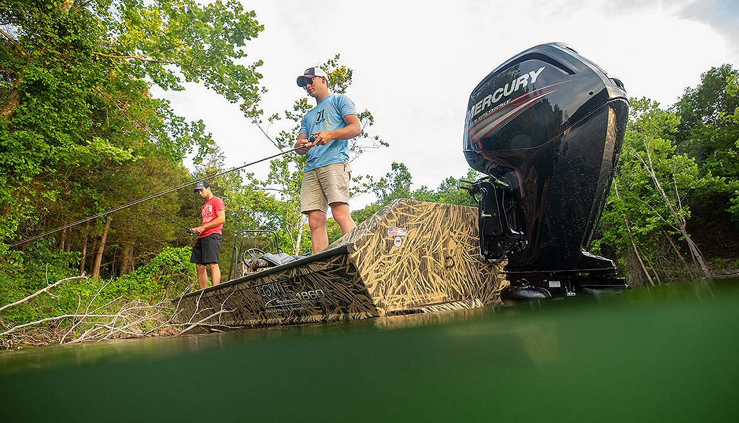 Lowe Boats RX18PT Photo Gallery Image Five
