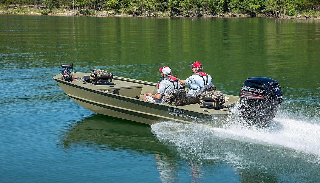 Lowe Boats RX18SC Photo Gallery Image  3