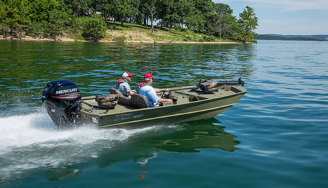 Lowe Boats RX18SC Photo Gallery Image  4