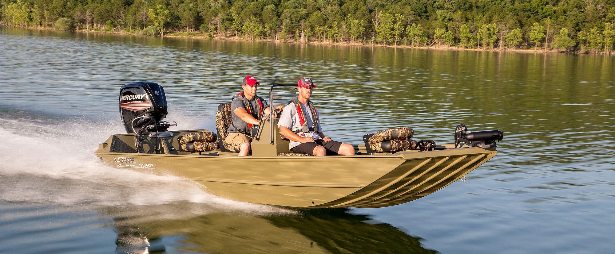 Lowe Boats RX18TN Hero Image
