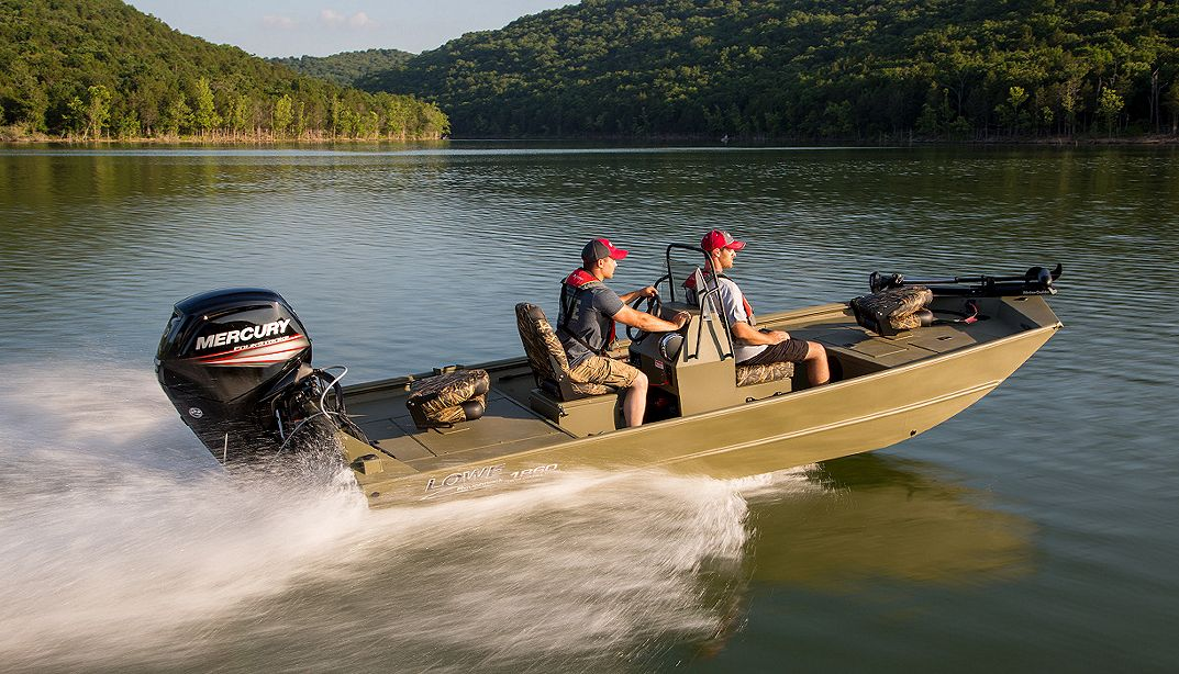 Lowe Boats RX18TN Photo Gallery Image Two