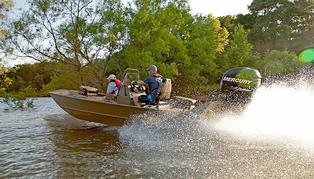 Lowe Boats RX18TN Photo Gallery Image Four