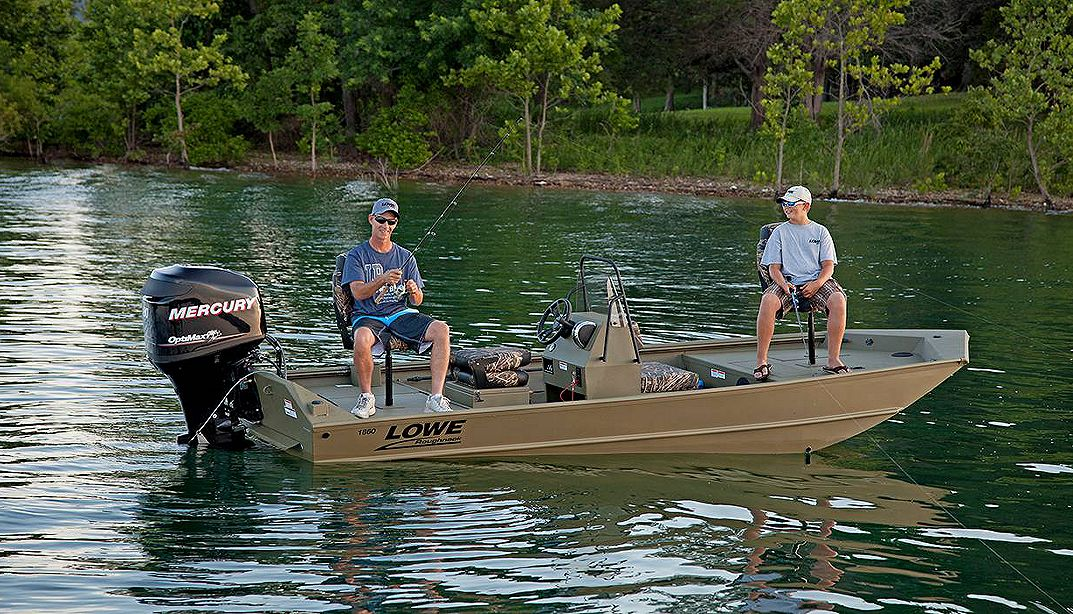 Lowe Boats RX18TN Photo Gallery Image Five