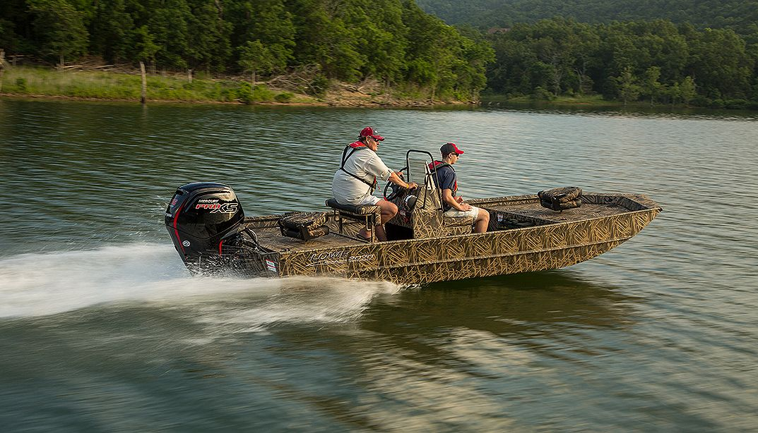 Lowe Boats RX20CC Photo Gallery Image  1