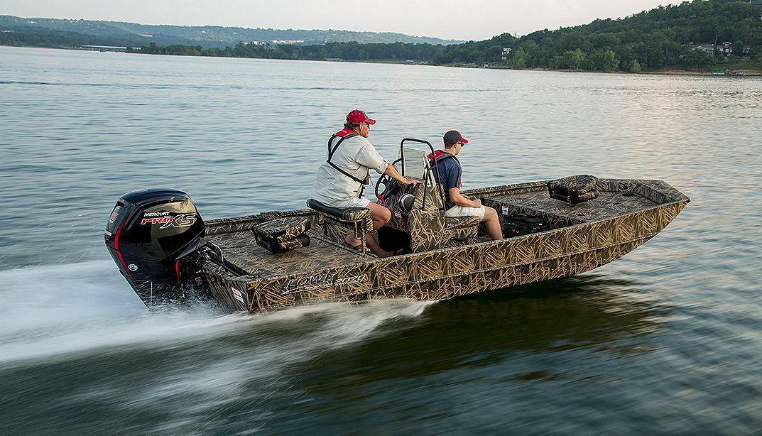 Lowe Boats RX20CC Photo Gallery Image  4