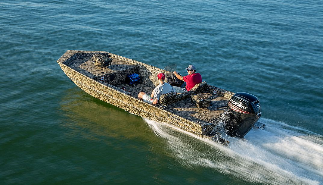 Lowe Boats RX20SC Photo Gallery Image  1