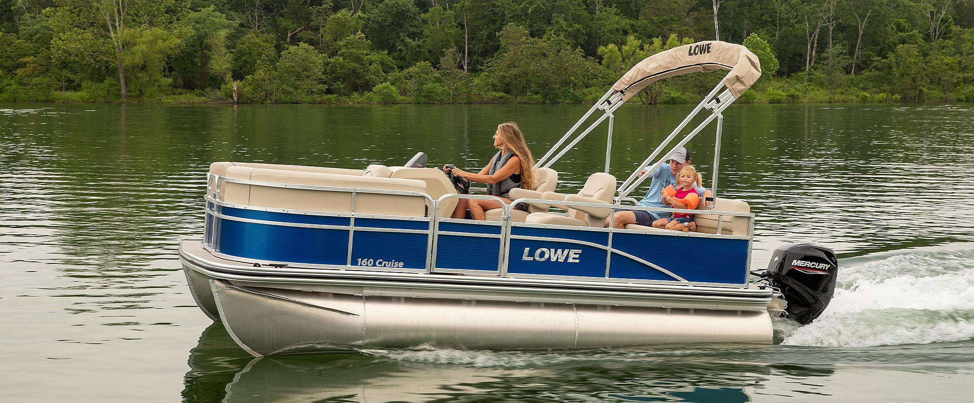 Lowe Boats UC160 Hero Image