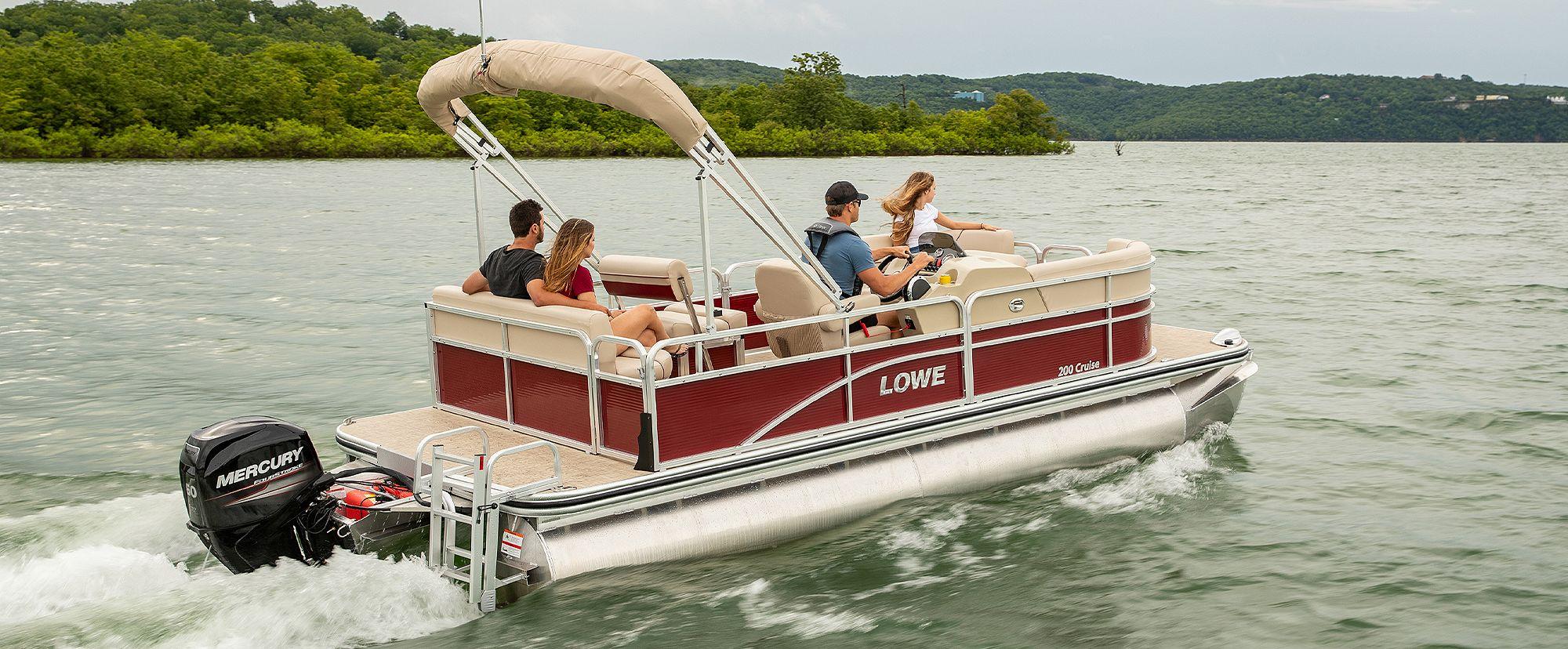 Lowe Boats UC200 Hero Image