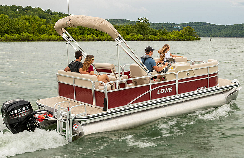 Lowe Boats UF202 Feature Image  2