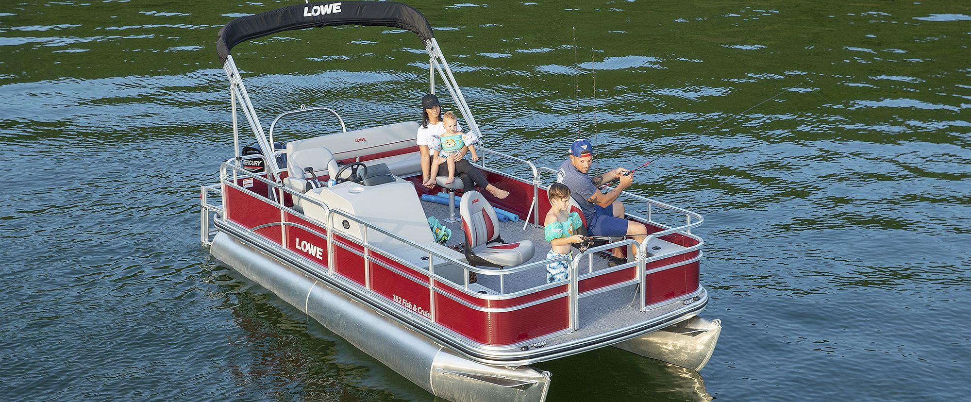 UltraLowe Boats Ultra Hero Image