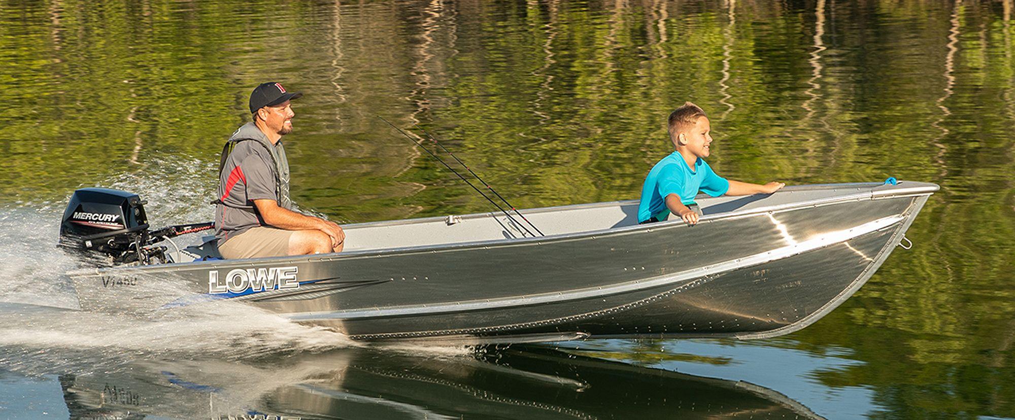 Lowe Boats V1260  Hero Image