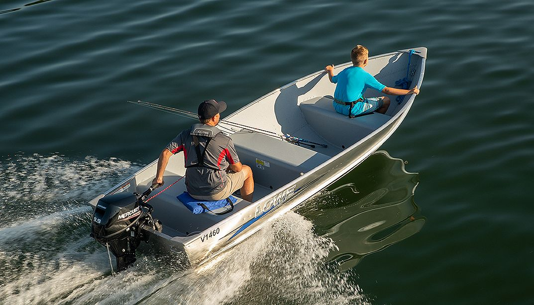 Lowe Boats V1460  Photo Gallery Image  1