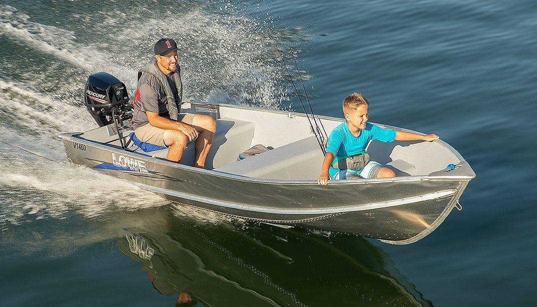 Lowe Boats V1460 Photo Gallery Image  2