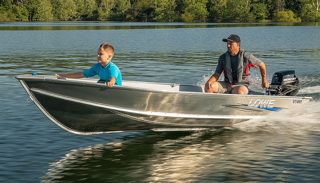 Lowe Boats V1460 Photo Gallery Image  3