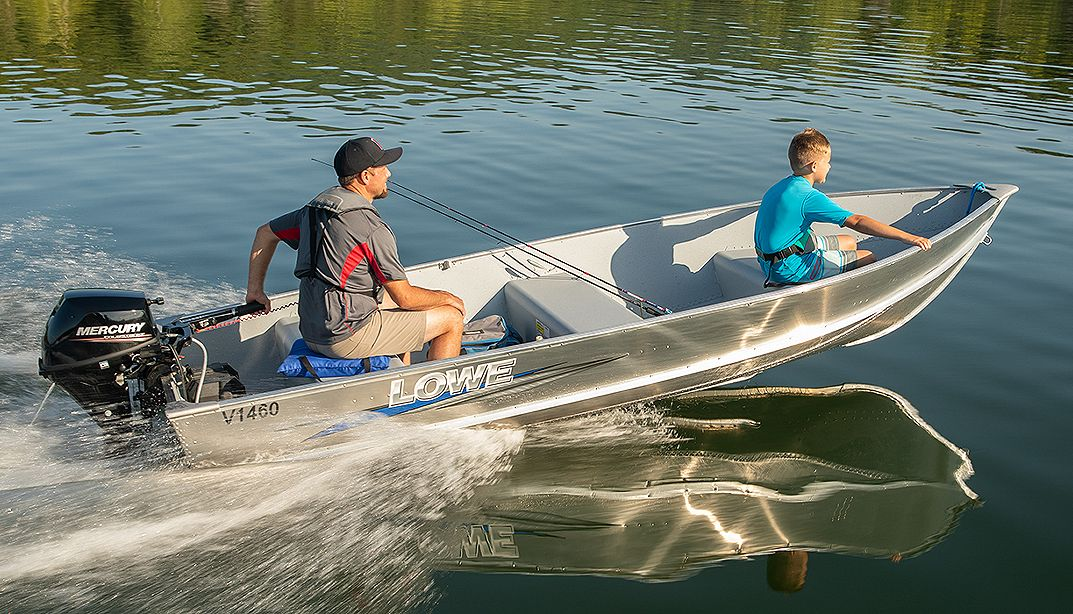 Lowe Boats V1460 Photo Gallery Image  4
