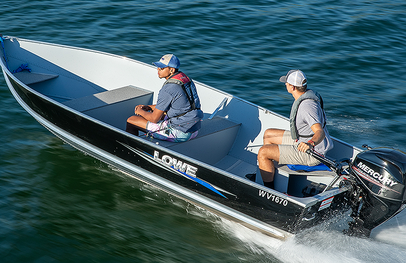 Lowe Boats WV1670  Feature Image  1