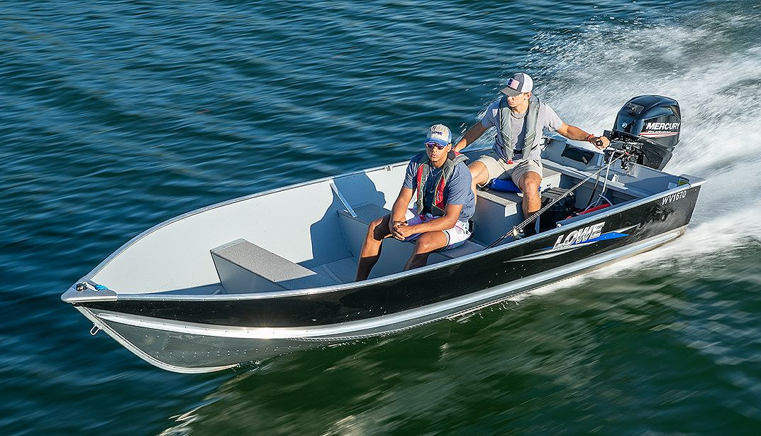 Lowe Boats WV1670  Photo Gallery Image  1