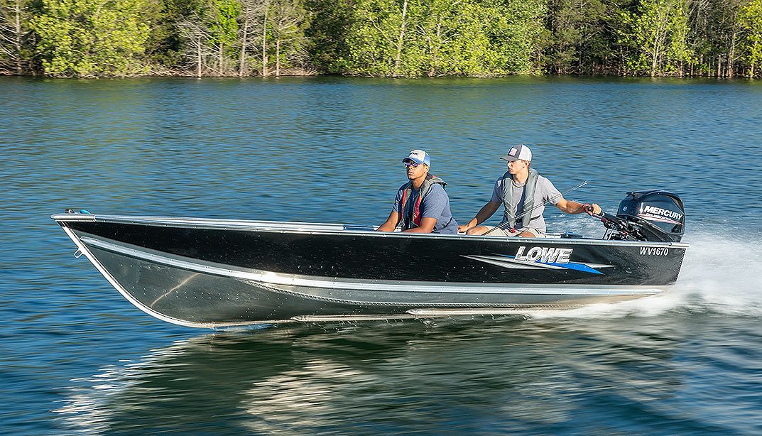 Lowe Boats WV1670  Photo Gallery Image  2