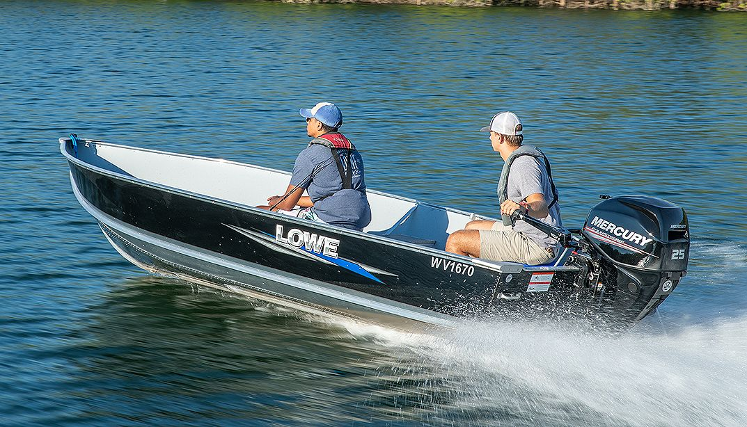 Lowe Boats WV1670  Photo Gallery Image  3