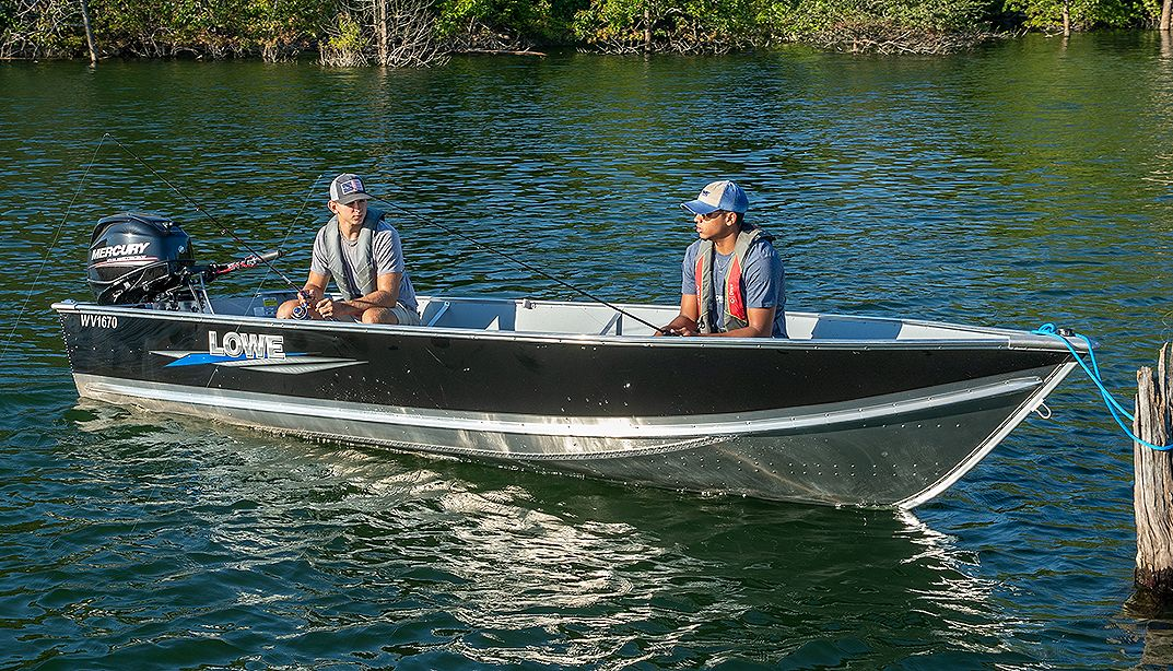 Lowe Boats WV1670  Photo Gallery Image  4