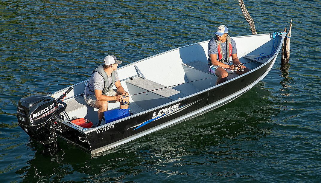 Lowe Boats WV1670  Photo Gallery Image  5