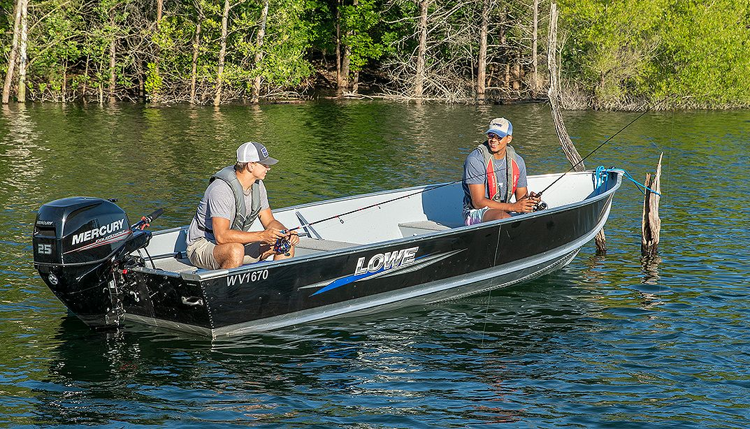Lowe Boats WV1670  Photo Gallery Image  6