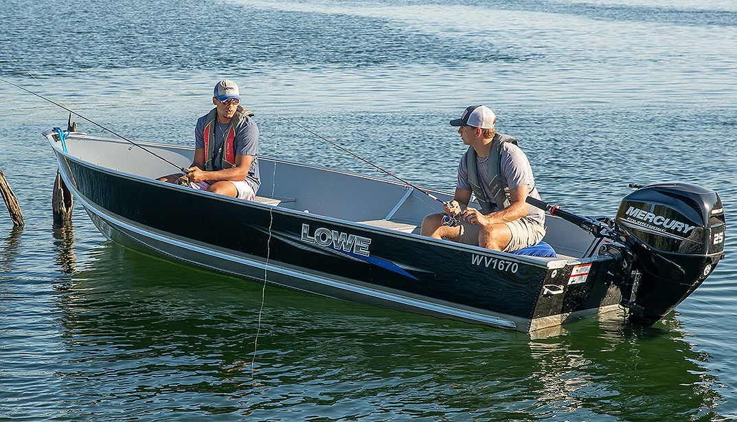 Lowe Boats WV1670  Photo Gallery Image  7
