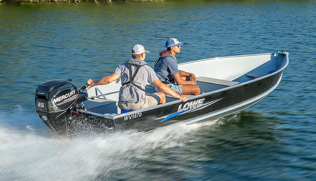 Lowe Boats WV1670  Photo Gallery Image  8