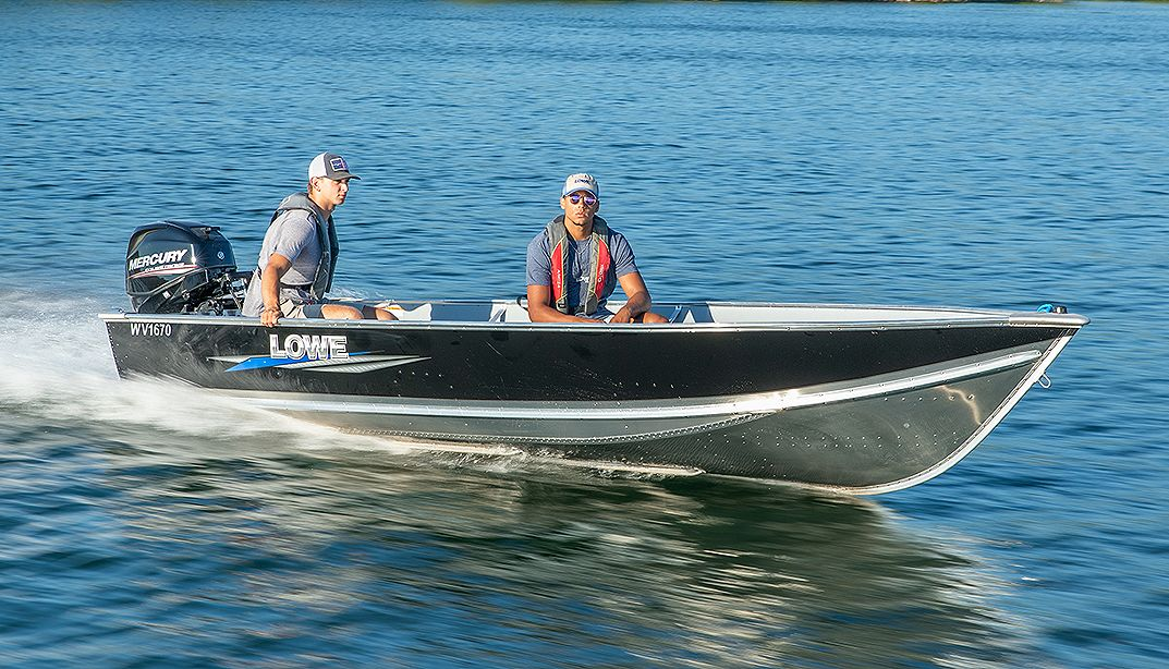 Lowe Boats WV1670  Photo Gallery Image  9