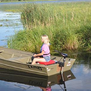 Lund-Jon-Boat-Fishing