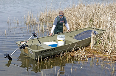 1648M Jon Boat
