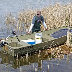 Lund-Jon-Boat
