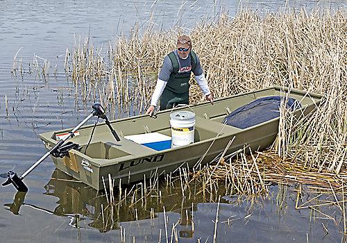 Lund Jon Boat
